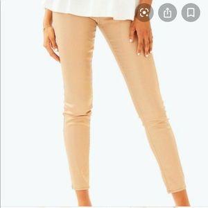 NWT Lilly Pulitzer worth skinny pants sz 8